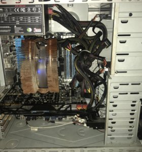 Игровой компьютер системный блок