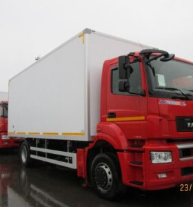 Изотермический фургон камаз 5325