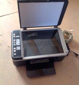 МФУ принтер сканер копир Hp Deskjet F4180