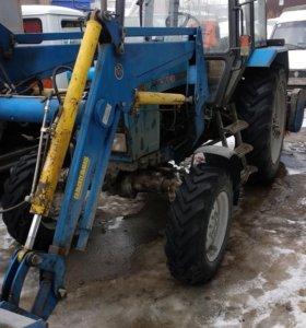 Продается трактор Беларус 82.1