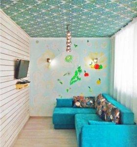 Квартира, свободная планировка, 50 м²