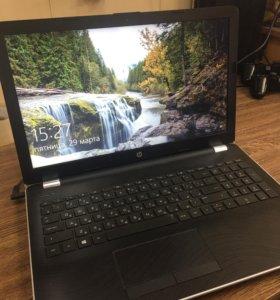 Мощный стильный игровой ноутбук HP