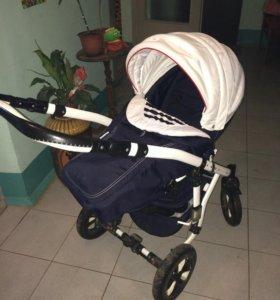 3 в 1 Детская коляска Bebe-Mobile Toscana