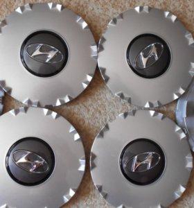 Колпачки 529603D310 на литые R16 Соната Тагаз