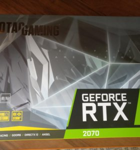 Zotac RTX 2070 Mini