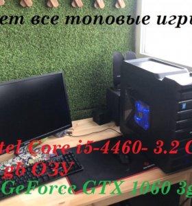 Игровой компьютер -GTX 1060 i5