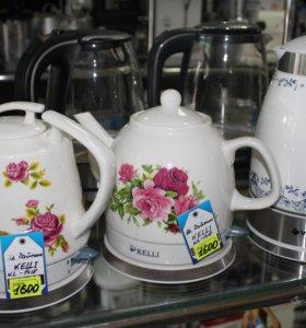 Керамические -электрические чайники