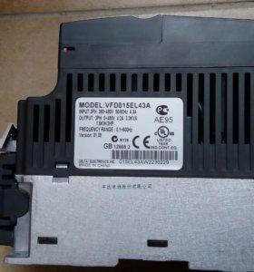 Преобразователь DELTA ELECTRONICS VFD015EL43A