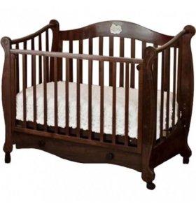 Детская кроватка -красная звезда можга Валерия