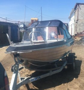 Продаётся лодка Тактика-460