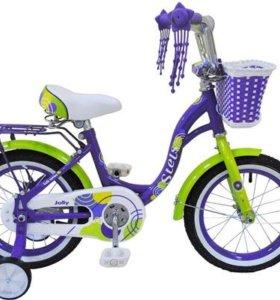 """Велосипед детский """" STELS Jolly 14 дюймов"""