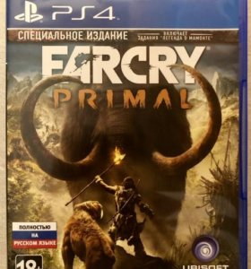 Far Cry Primal для PlayStation 4