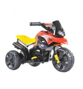 Электромобиль Мотоцикл на аккум.