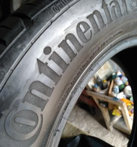 R16 205 60 Continental5 1шт