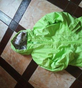Детские вещи (куртки)