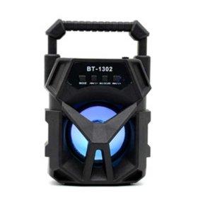 Bluetooth Speaker BT-1302 - портативная колонка