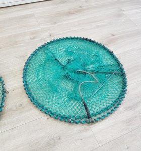 Креветочные ловушки