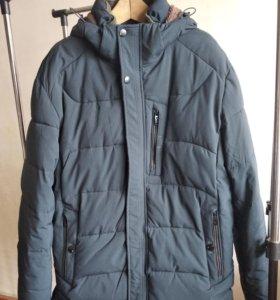 Куртка мужская зимняя тёплая