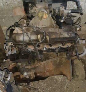 Продам двигатель на мазда демио 2001 года лопнула