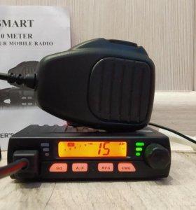 Миниатюрная автомобильная радиостанция - Smart