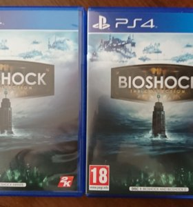 Обмен Bioshock The Collection