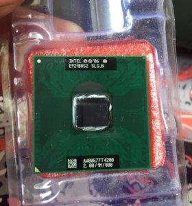 Процессор pentium dual core T4200 2 GHz