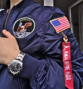 БОМБЕР NASA НОВЫЙ🔥🚀