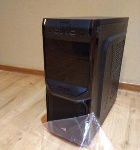 Компьютер(системный блок) Xeon Е5430 новый корпус