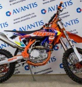 Мотоцикл Avantis Enduro 450 Pro/CARB (Design KT 2019)