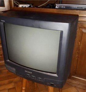 Телевизор Sony Trinitron 24см