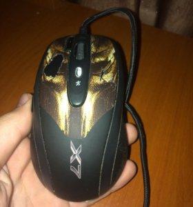 X7 мышка