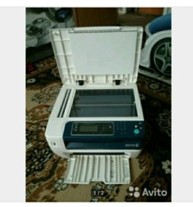 МФУ принтер-сканер-копир