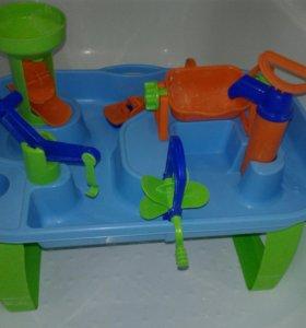 """Игрушка для ванны """"Водный мир"""" Полесье"""
