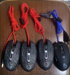 Игровые мышки