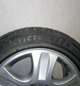 Продам шины на дисках