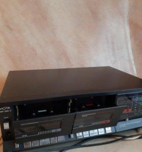 """2-х кассетная дека """"Нота МП-220С"""""""