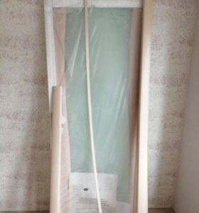 Межкомнатная дверь арт деко