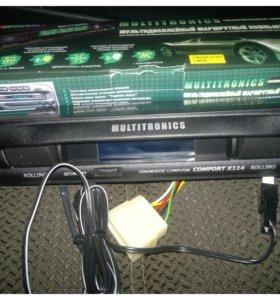 Бортовой компьютер Multitronics x114 comfort
