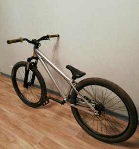 Велосипед стрит/дерт mongoose fireball