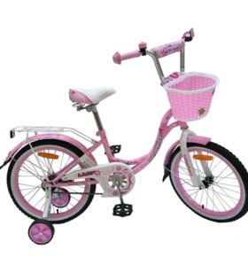 "Велосипед Nameless Lady 16"" pink"