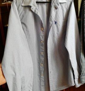 Рубашка Marlboro Classics оригинал Италия
