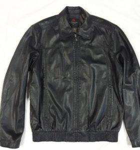 Экокожа новая мужская куртка