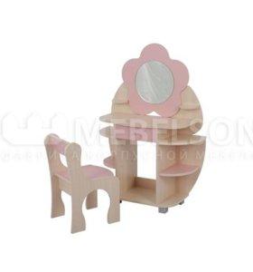"""Столик и стул """"Ромашка"""" от Лидермебели"""