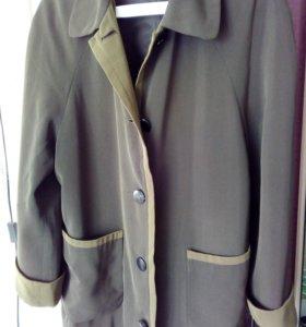 Куртки.Пальто.р,-р48-50