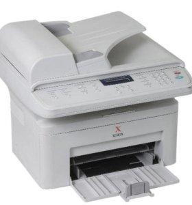 МФУ (принтер, сканер, копир Xerox WorkCentre PE220