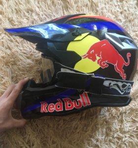 Шлем кросс эндуро