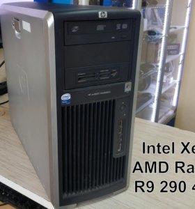 Игровой системный блок нp 8 Ядер Intel Xeon