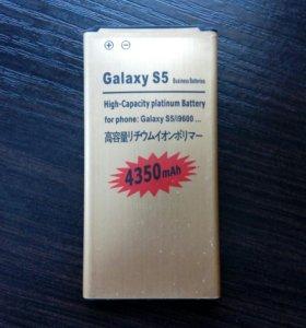Батарея Самсунг Галакси s5-4350mAh