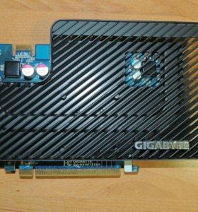 Видеокарта NVIDIA 8600 GT silent pipe 2