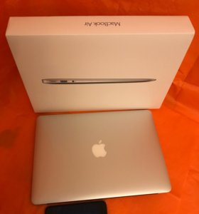 новый MacBook Air 13 Mid 2017 256Gb MQD42